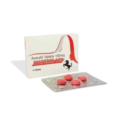 AVAFORCE 100 мг (Аванафил)