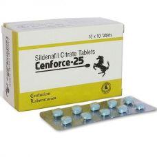 Виагра  25 мг (Силденафил)
