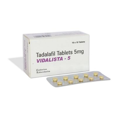 Сиалис 5 мг (Тадалафил)