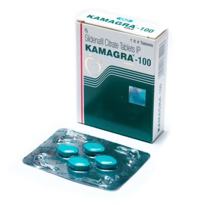 Камагра 100 мг (Силденафил)